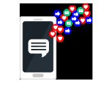 Paquete Redes sociales en PTEinteractive Proveedora de Tecnología Especializada, SA de CV